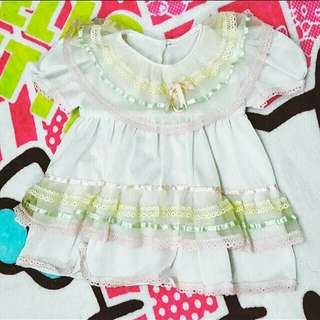 REPRICED! Baby dress