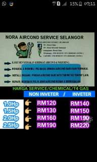 Aircond service
