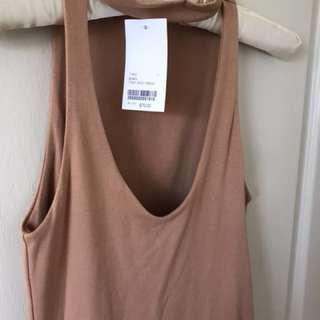 NEW Kookai Dress with Choker