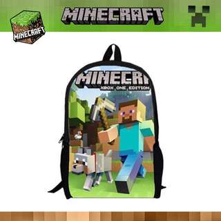 Minecraft School Bag - GFR233
