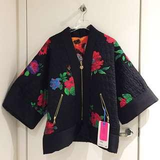 Kenzo x H&M Silk Jacket