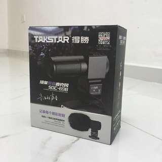 Takstar SGC 698 Shotgun Microphone