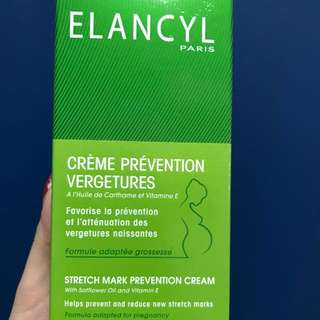 Elancyl Stretch Mark Creme Paris