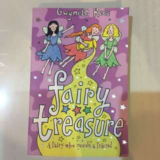 Gwyneth Rees - Fairy Treasure