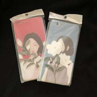 Flower girl phone cases