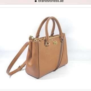 Michael Kors Authentic Kellen xs satchel leather