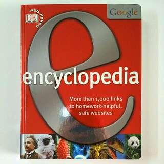 E.Encyclopedia - DK Publication (Children Non-Fiction)