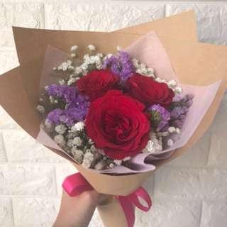 Valentine's Day Roses ( Pre-order)