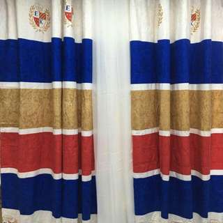 3 in 1 curtains set