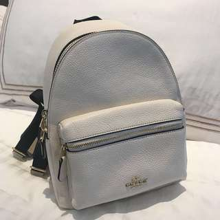 Mini NEW and AUTHENTIC Coach Backpack
