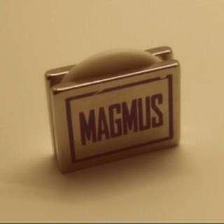 Portable Magnetic Key Ring