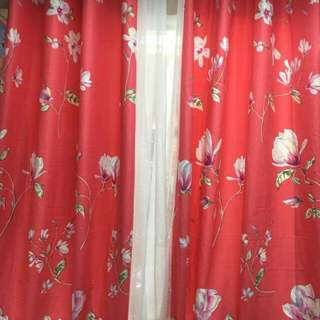 3 in 1 curtain set