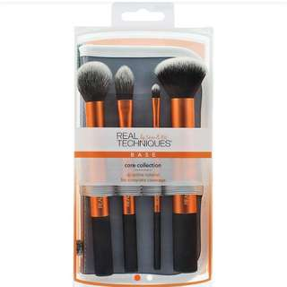 Authentic RT core collection 4in1 brush set