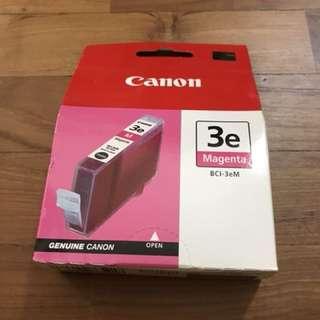 FREE - Canon 3e Magenta ink cartridge