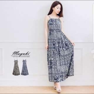 Mayuki Long dress