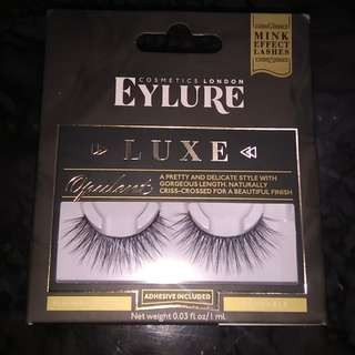 Eylure London - LUXE // Mink Effect Lashes