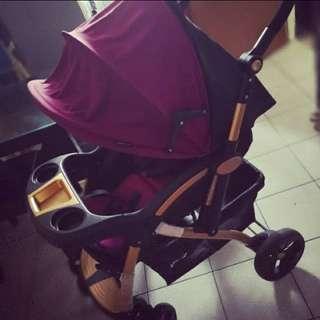 BABY 1ST STROLLER