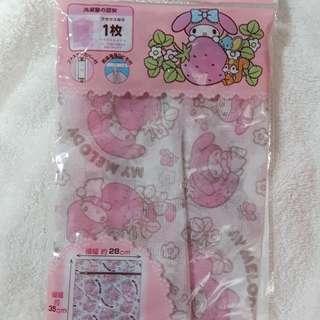 (現貨)日本三麗鷗美樂蒂洗衣袋