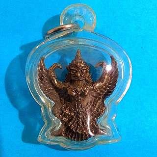 Powerful Thai Garuda amulet