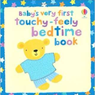 REPRICED!! Baby's Very First Touchy Feely Book