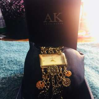 Re-priced: Anne Klein Bangle Watch