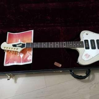 Gibson Custom Shop Firebird Non Reverse Electric Guitar