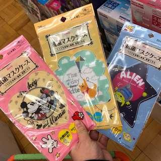 (現貨)日本連線米老鼠口罩收納