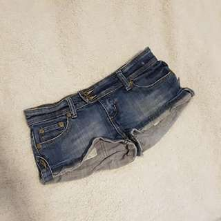 Denim shorts | 8