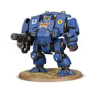 Dreadnought warhammer (easy to build ver.)