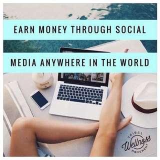 Social Media Income