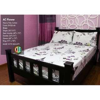 Bedsheet set 3 in 1