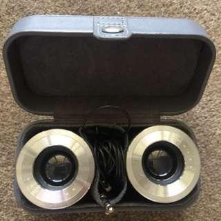 Lifetrons Metalic Drumbass Speaker