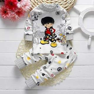Baby sleeping clothes