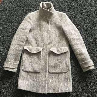 Zara coat jacket 外套中䄛