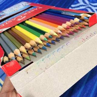 Faber Castell Water Color Pencils