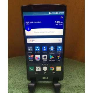 LG G4 3/32 Batangan black mulus 95% 0