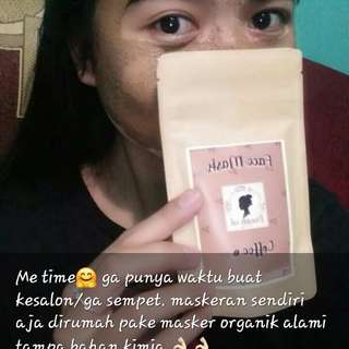 Face Mask Coffe