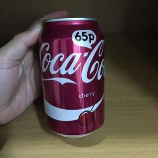 Coca-cola cherry United Kingdom