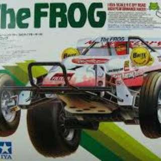 Tamiya  Frog