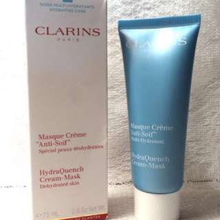 BN BRAND NEW WITH BOX Clarins Hydraquench Mask Cream