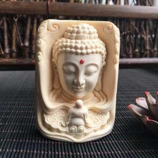Ivory Buddha craving