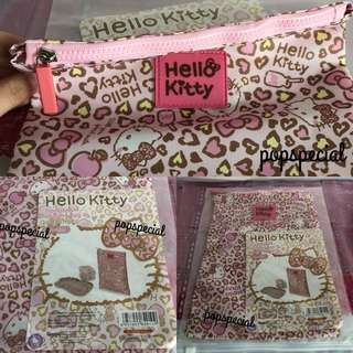 Last PCS left Hello Kitty Travelling Laundry ZIP Bag