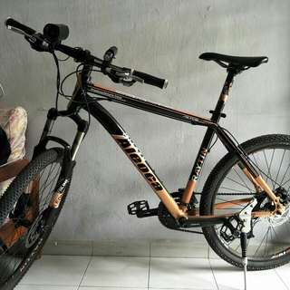 Selling used bicycle