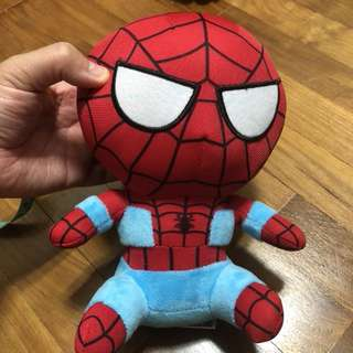 SpiderMan plush stuffed soft toy