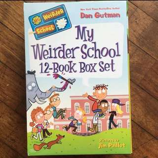 My Weirder School 12-Book Box Set