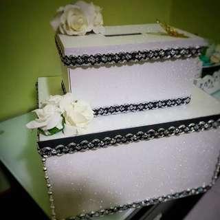 Cheap Wedding money Box