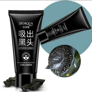 Deep Cleansing Blackhead Acne removal Black Mud Face Mask