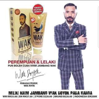 Wak Doyok Beard Cream