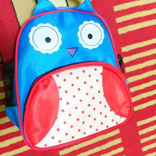 Owl Backpack ( 1-5 years old )