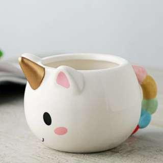 (INSTOCK) Rainbow Unicorn Mug 🦄